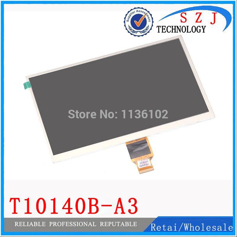 Neue 10,1 ''zoll 40PIN 1024x600 Für lenovo A101 tablet LCD Display screen T10140B-A3 WD tablet pc Ersatz freies verschiffen