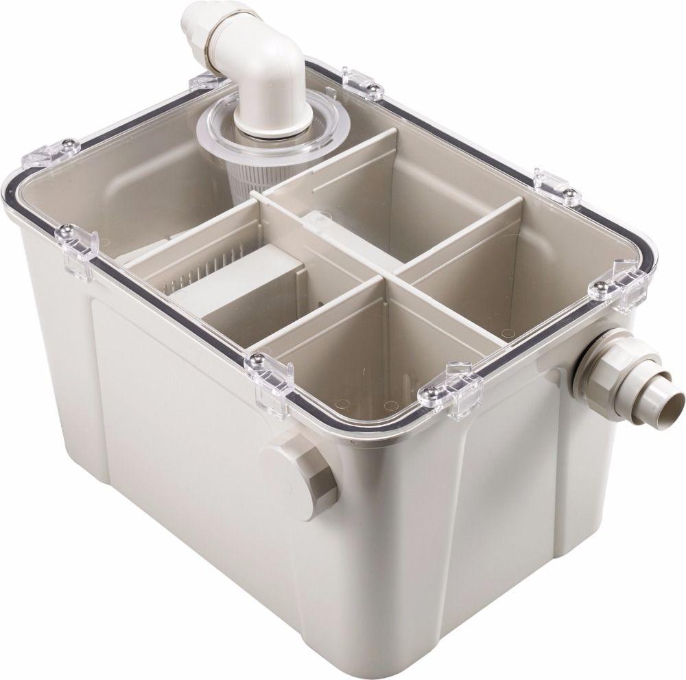 1 PCS Dental Laboratory or clinic dental trap Plastic high quality Evacuation Trap