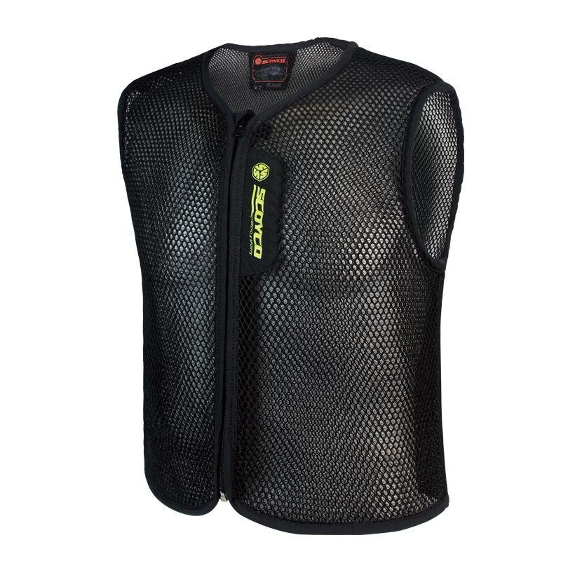 Scoyco JK56 мотоциклетные проезжей части куртки защитная одежда Scoyco JK56 Chaleco reflectante защитный жилет Ropa Moto высокая видимость