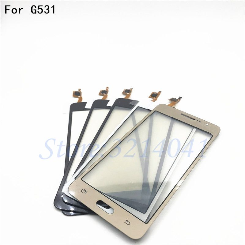 Touch Panel Glass Sensor For Samsung Galaxy Grand Prime G530 G530H G531 G531F Touch Screen Digitizer