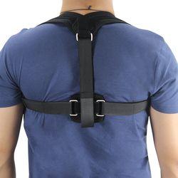 New Posture Corrector Shoulder Bandage Corset Back Orthopedic Brace Scoliosis Back Support Belt for Men Women