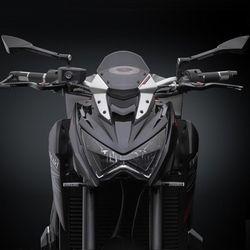 Universel Aluminium CNC Moto Rétroviseur Côté miroir pour TOMOK Yamaha BMW Honda Suzuki Ducati Kawasaki KTM Hyosung benelli ATV