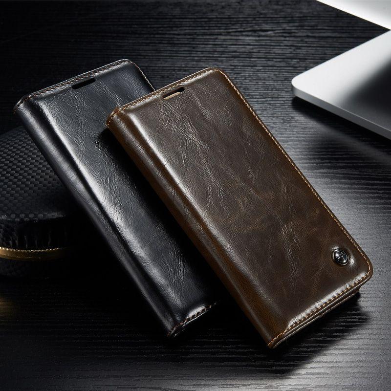 Marque de luxe Pour Funda Samsung Galaxy A5 2015 Téléphone Cas En Cuir portefeuille Flip Cas Pour Samsung Galaxy A5 2015 A500F Couverture Stand