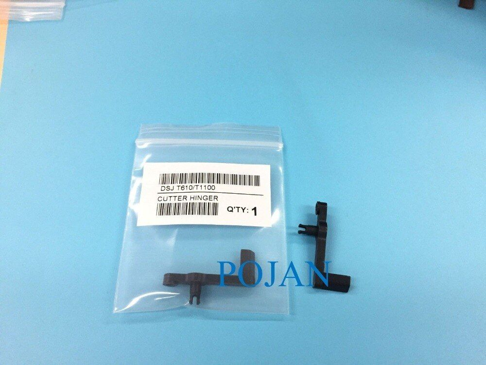 2PCS X ARM Q5669-60713 FOR DesignJet T610 T620 T1100 Z2100 Z3100 Z3200 cutter arm INK plotter cutter assembly hinger parts NEW