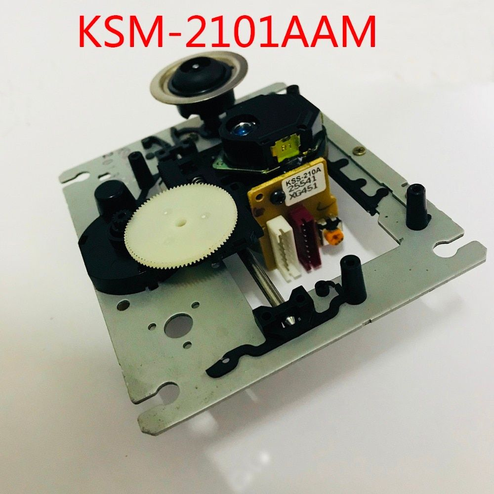 Original and good quality KSM-2101AAM KSS210A KSS-210A KSM2101AAM CD lens with mechanism