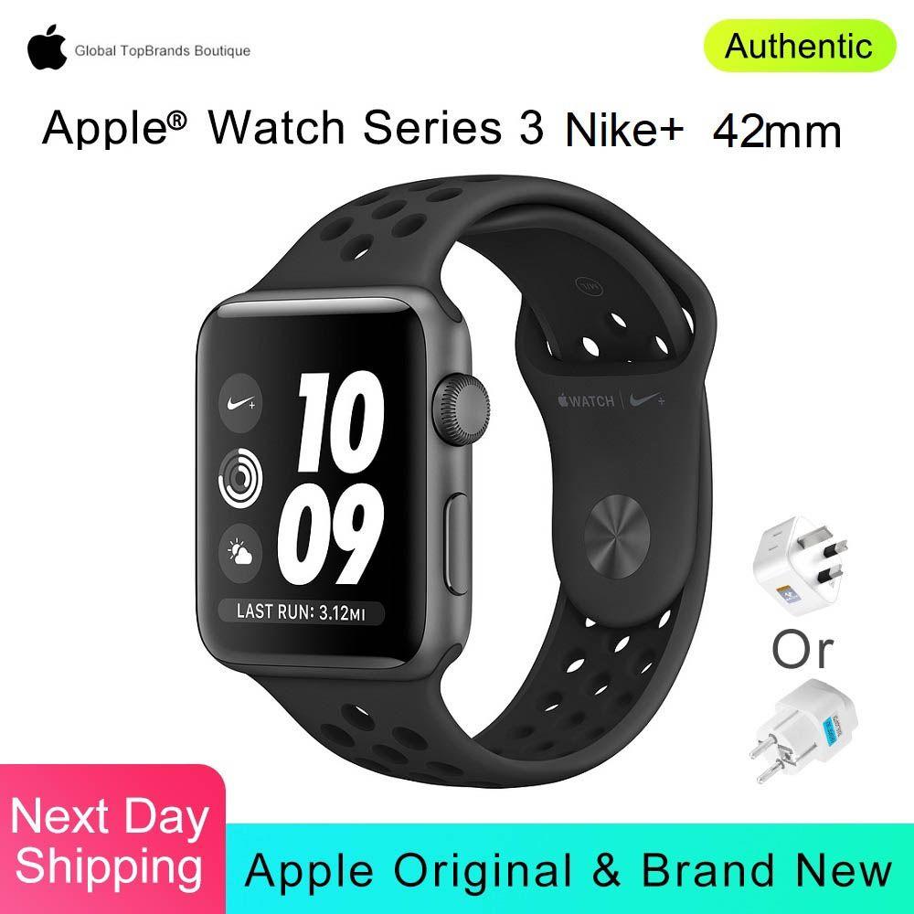 Apple Uhr Serie 3 Nike + 42mm