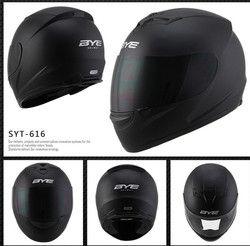 Estilo completo retro motocicleta casco ABS ligero Shell moto casco de la bicicleta casco DOT aprobado con pañuelo