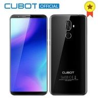 Cubot X18 Plus Android 8.0 18:9 FHD+ 4GB 64GB 5.99 Inch MT6750T Octa-Core Smartphone 20MP+2MP Rear Cameras 4000mAh 4G Celular