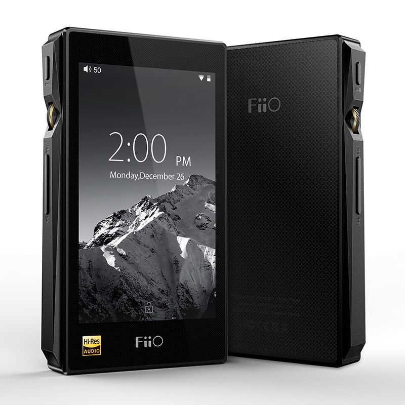 FiiO X5III Android-based WIFI Bluetooth APTX Double AK4490 Lossless DSD Portable Music Player with 32G