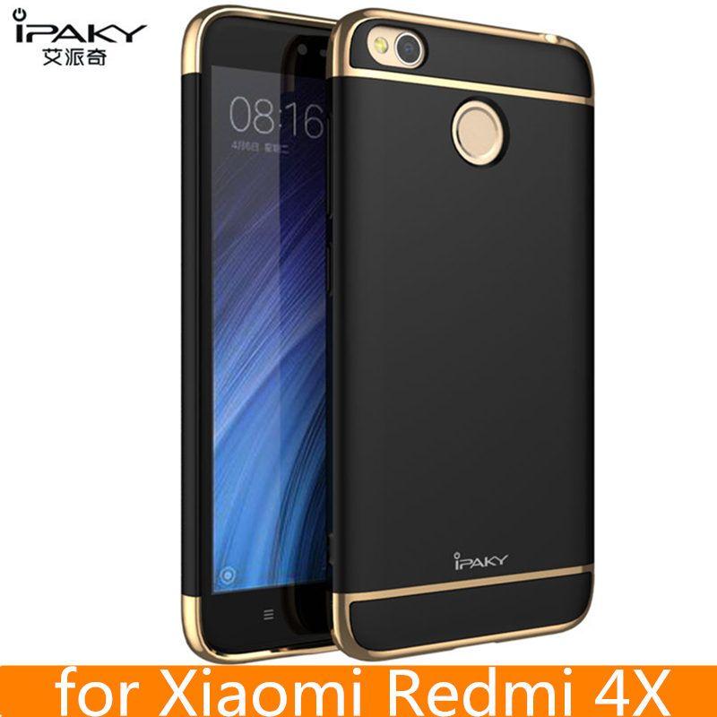 Pour Xiaomi Redmi 4X Cas D'origine iPaky Marque Housse De Protection pour Xiaomi Redmi 4X fundas carcasas Armure Redmi 4X Cas