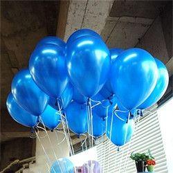 10 шт./лот синий 10 Дюймов 1,5 г воздушный шар из гранулированного латекса воздушные шары надувные свадебные воздушные шарики Дети День Рождени...
