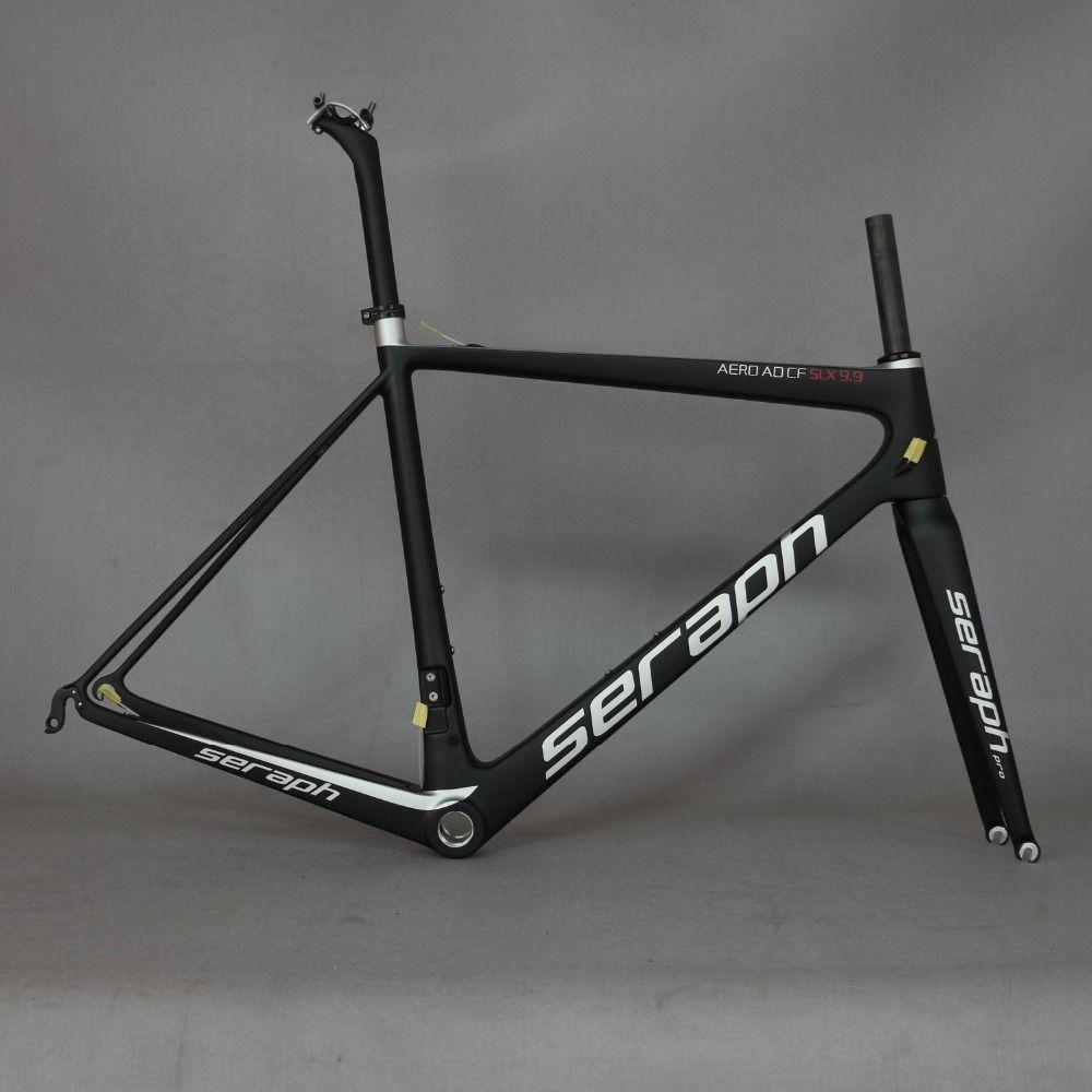 Seraph bike carbon road rahmen FM686 fahrrad rahmen china carbon rahmen keine steuer gebühr