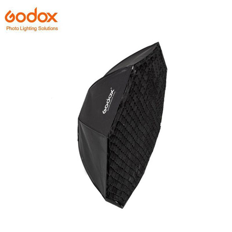 Godox SB-FW Octa 140CM Octagon Honeycomb Grid Softbox 55
