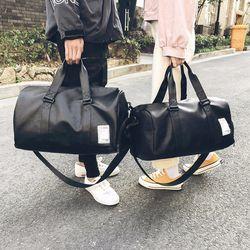 Bomlight 2018 Qualité Voyage Sac PU En Cuir Couple Voyage Sacs Bagages à main Pour Hommes Et Femmes Nouveau Mode Duffle Sac voyage