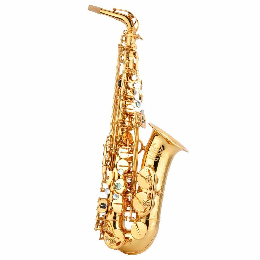 Beginner E flat saxophone,grade professional play alto saxophone,paint gold drops E Sax for adult children