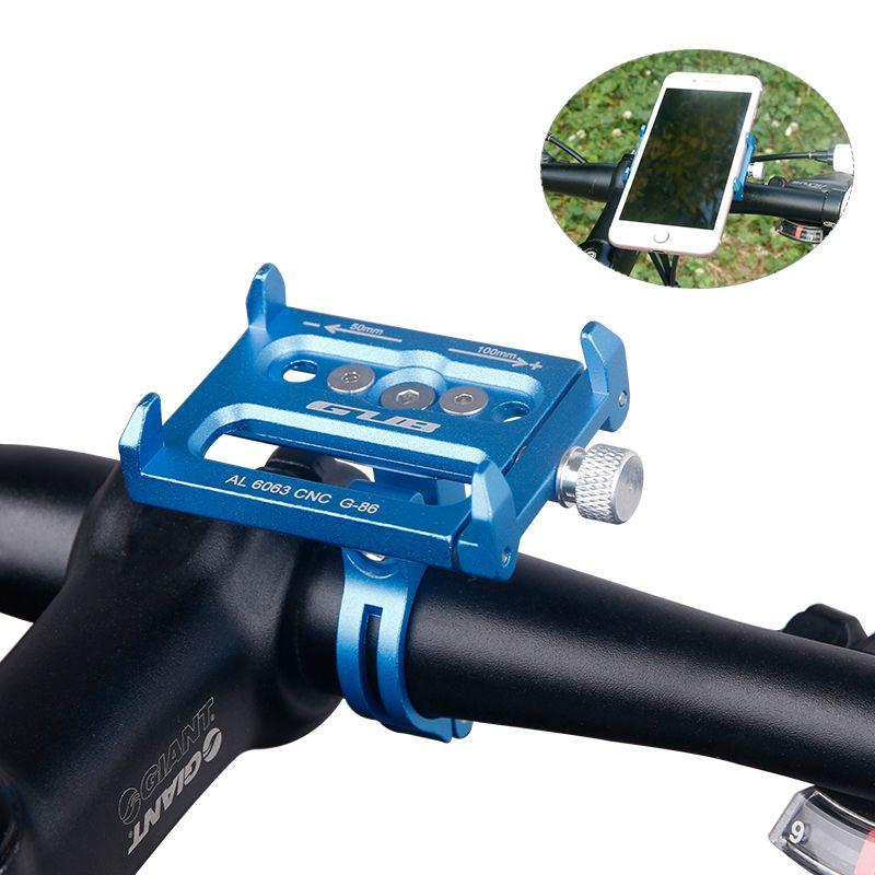 GUB nouveau G86 vélo guidon Extender Rack Support réglable Support pour Support de téléphone vélo cyclisme accessoires G-86