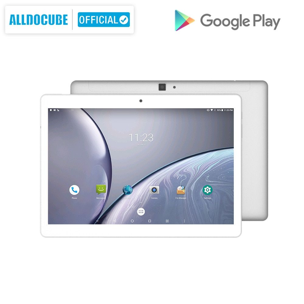 ALLDOCUBE M5X 10,1 Zoll Android 8.0 Tablet PC MTK X27 2560*1600 IPS Deca core 4G Anruf Tabletten 4GB RAM 64GB ROM Dual WIFI