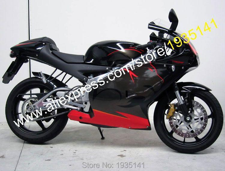Heiße Verkäufe, ABS Körper Kit Für Aprilia RS 125 Verkleidungen 2001 2002 2003 2004 2005 RS125 01 02 03 04 05 Lionhead motorrad Verkleidung Set
