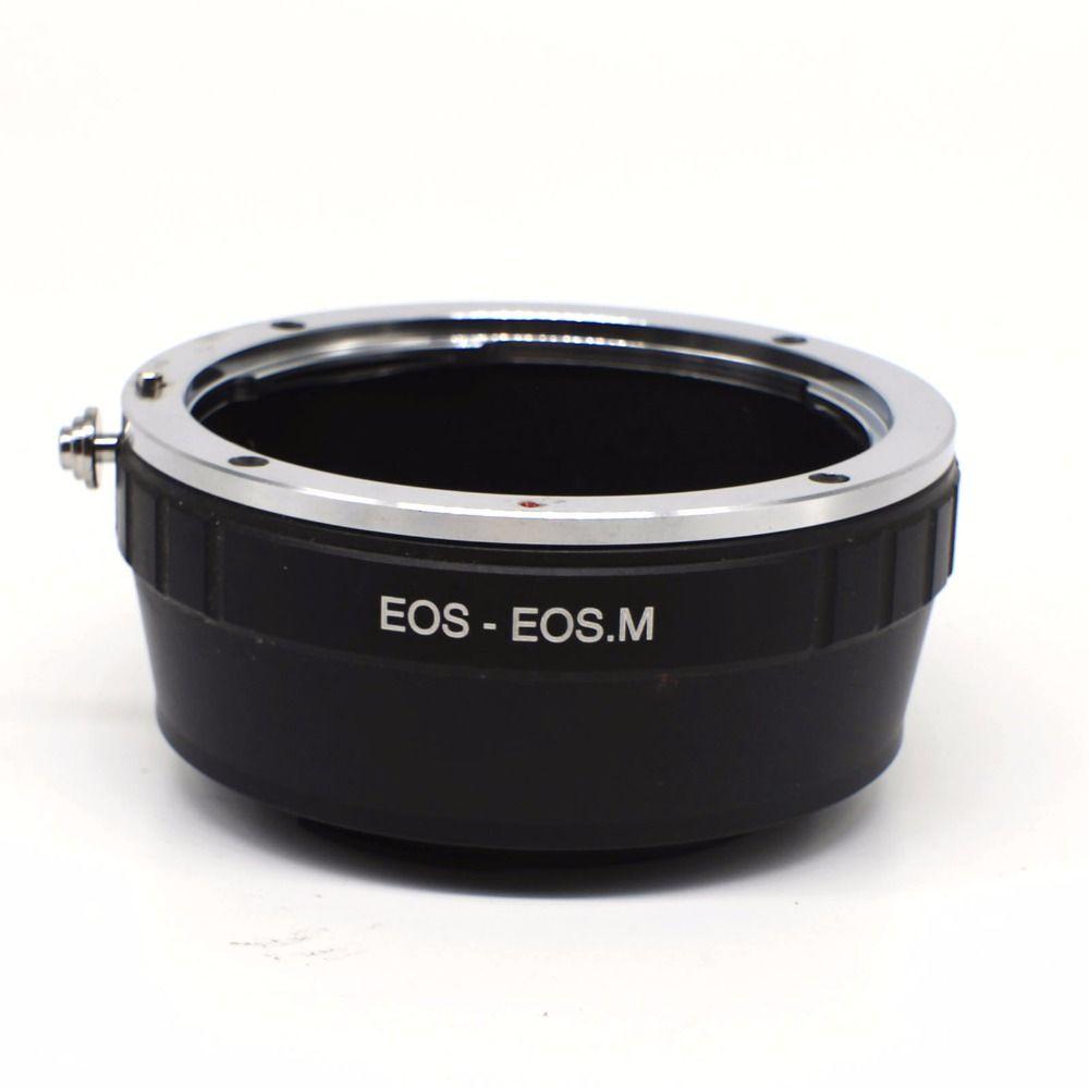 High-Precision EOS-EOSM Lens Adapter Ring For Canon EOS For EOS EF EF-s Lens to For Canon EOS M EOSM EOSM2 Mount Camera