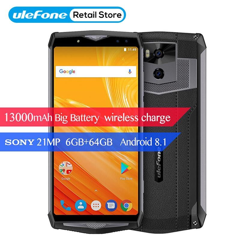 Ulefone Power 5 6.0