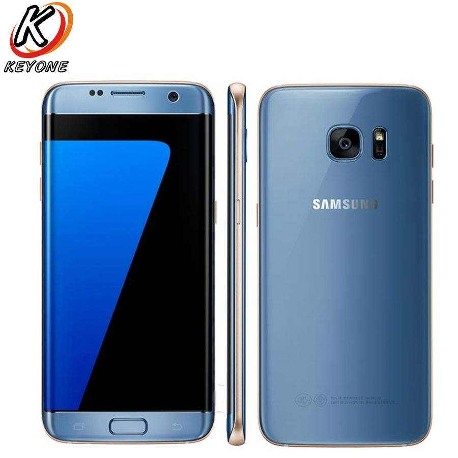 Original Samsung Galaxy S7 Edge G935FD LTE Mobile Phone 5.5