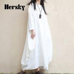 Мусульманское длинное платье Абая женская мусульманская одежда для хиджаба турецкие джильбаб и абайя одеяние мусульмане льняные платья с ...