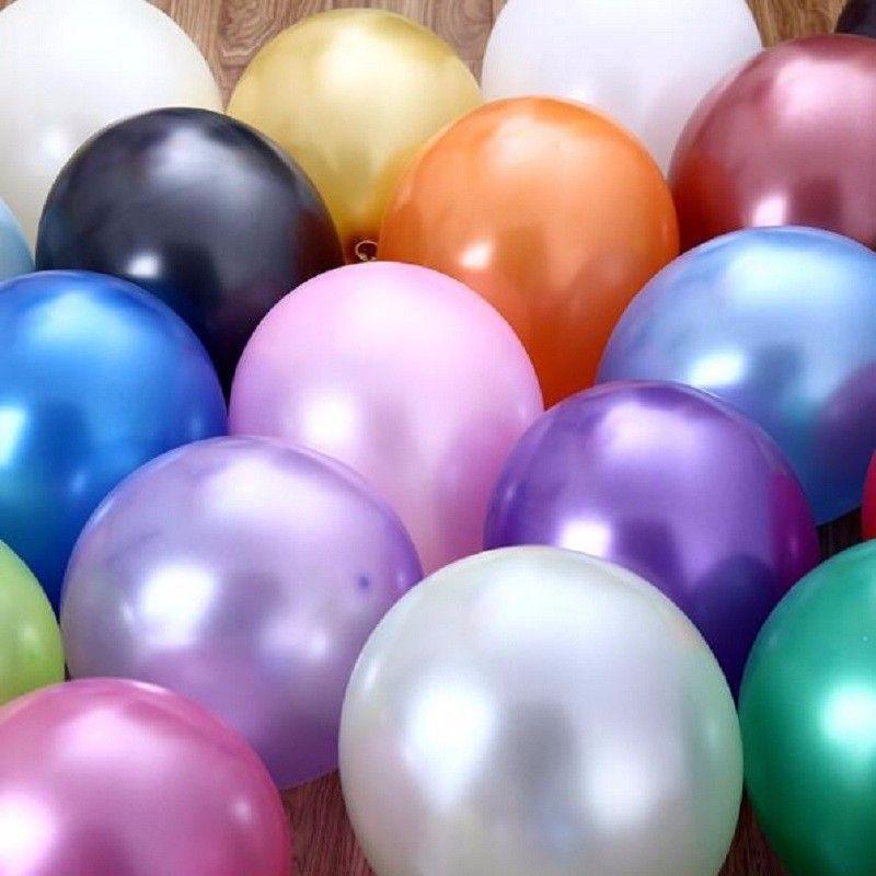 Ballons 100 pièces 12