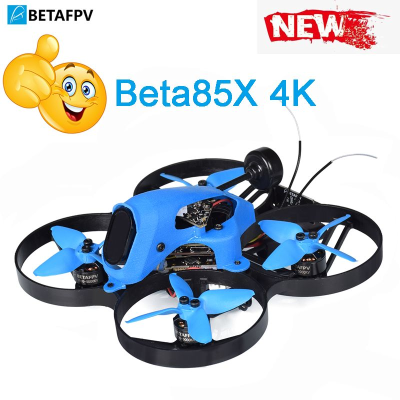 BETAFPV Beta85X Whoop 4 S 4 K Quadcopter (HD DVR) HEIßER VERKAUF Neueste Drone in lager