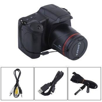 المحمولة HD كاميرا رقمية CMOS دليل متوسطة/طويلة التركيز زووم بصري SLR عملية استخدام المنزل المضادة للاهتزاز كاميرا فيديو DV