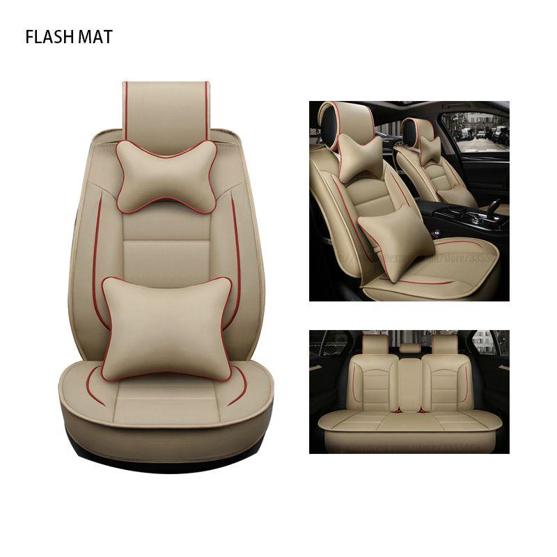 Universal auto sitzbezüge für audi a3 8 p a1 a3 a4 a4l a5 a6 a6l a7 a8 8 p 8 v a4 b6 b7 b8 a6 c5 c6 c7 q5 q7 tt auto zubehör