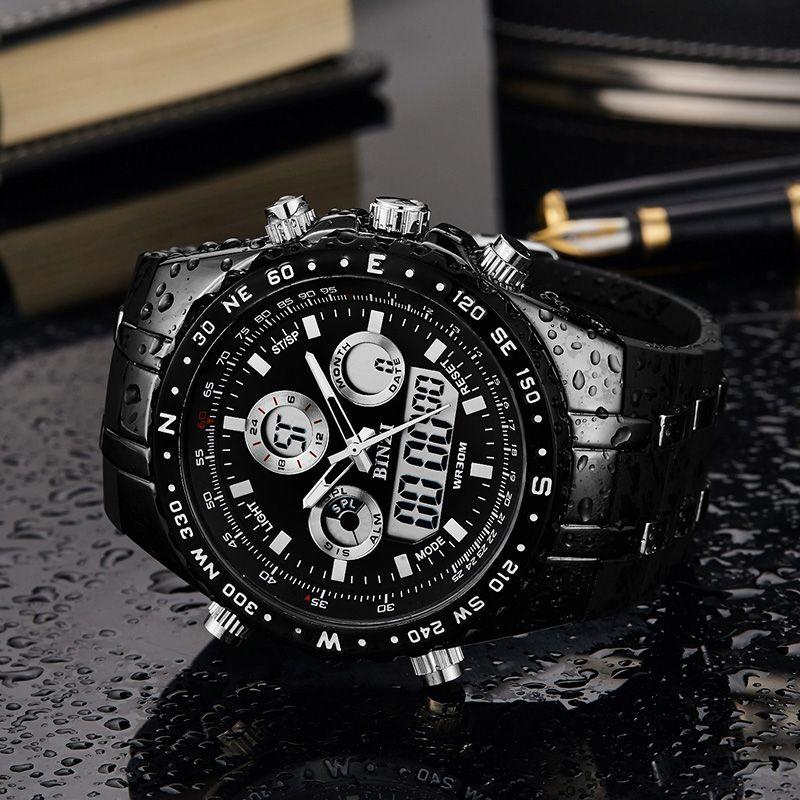 Montres de sport pour hommes Top marque de luxe 2018 pour hommes montre-bracelet militaire horloge mâle relogio masculino montre-bracelet à Quartz étanche