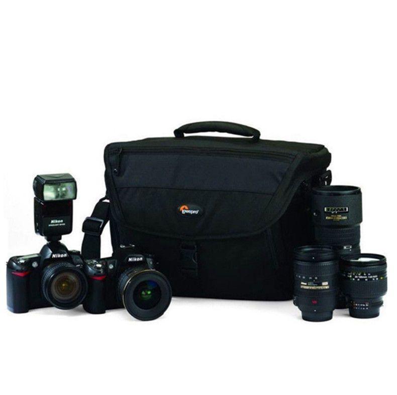Lowepro Nova 180 AW Camera Bag Single Shoulder Bag Case Camera Shoulder Bag With all weather Cover