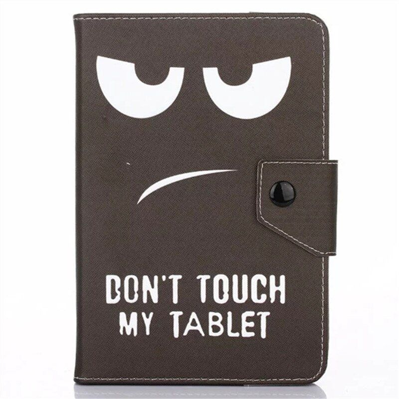 Myslc Universal Cover for VOYO i8max i8 max 10.1 inch Tablet UNIVERSAL PU Leather Stand Case