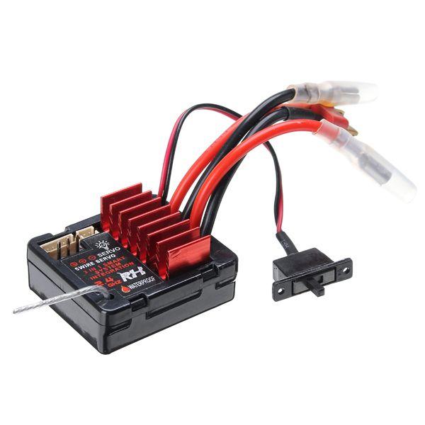REMO E9901 ESC <font><b>Receiver</b></font> 1/16 RC Car Parts For Truggy Buggy Short Course 1631 1651 1621
