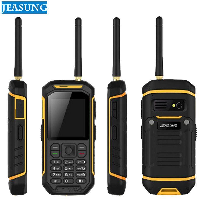 Clavier russe X6 grande batterie téléphone robuste étanche téléphones portables grande torche, fonction talkie-walkie, ip67 PTT