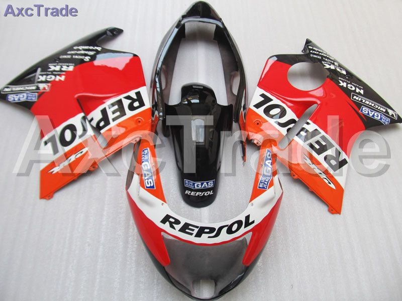 Fit For Honda CBR 1100XX CBR1100XX Super Black Bird 1996 - 2007 96-07 Motorcycle Fairing Kit High Quality ABS Plastic C285