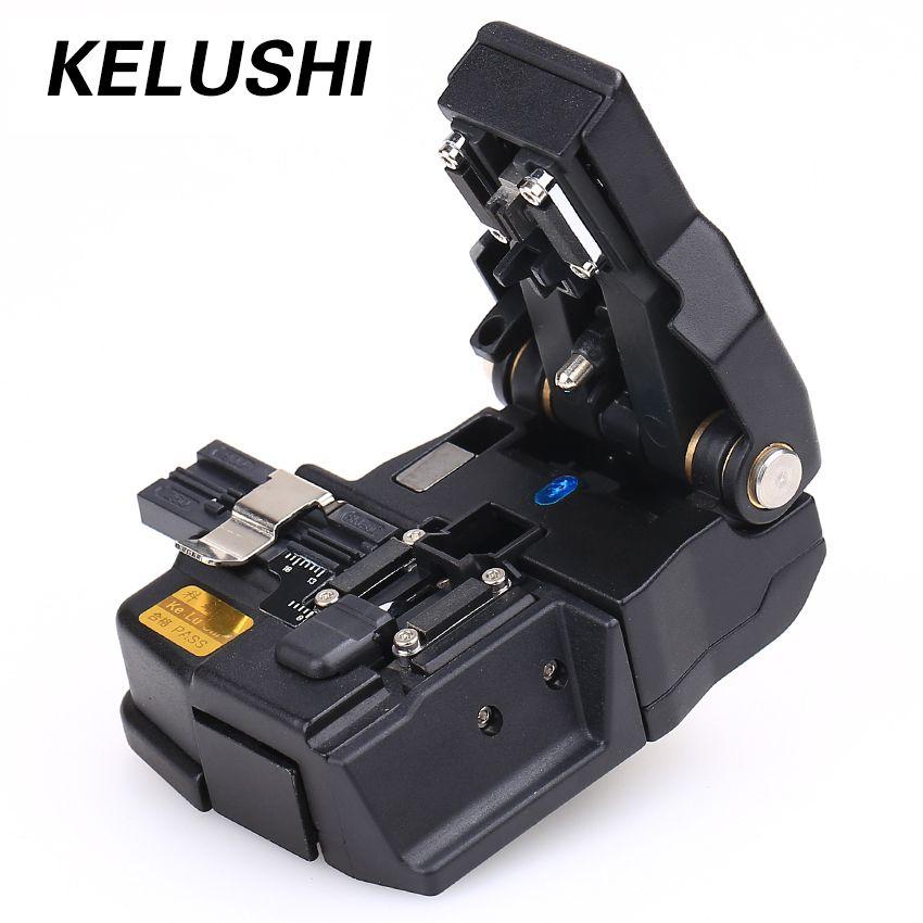 KELUSHI High Precision Optical Fiber Werkzeuge HS-30 Optic Cleaver Cutter für 250-900um Für Fiber Fusion Splicer für Fujikura CT-30