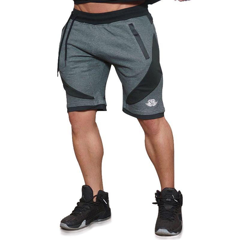 Korkslores 2016 новый летний Для мужчин S Шорты для женщин sporgymt Повседневное короткие брендовая одежда мальчиков Шорты для женщин Для мужчин Jogger Мо...