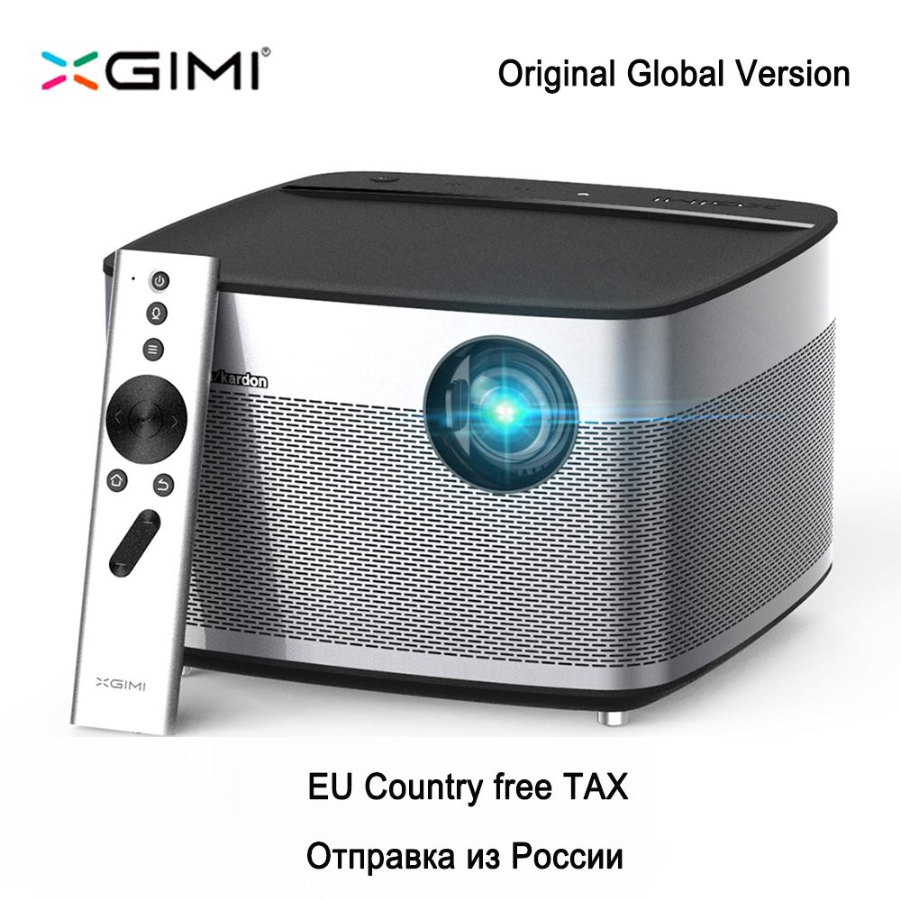 XGIMI H1 DLP Projector 1080P Full HD 3D Support Projector 4K Video Android 5.1 Bluetooth Wifi HDMI Home Theater LED Proyector