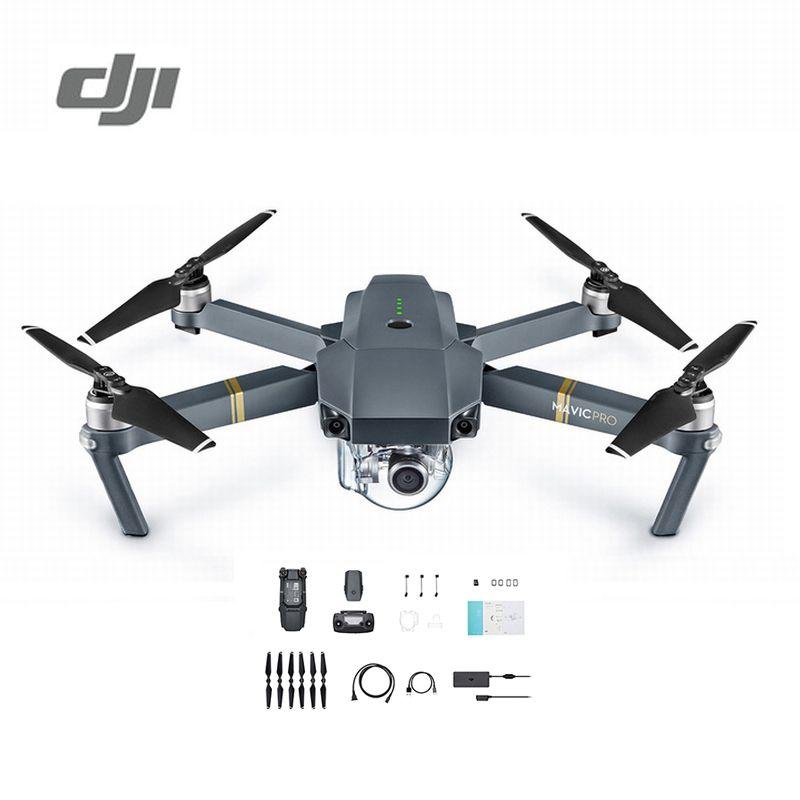 DJI Mavic Pro Kamera Drone 1080 p mit 4 karat Video RC Hubschrauber FPV Quadcopter Standard Paket Original