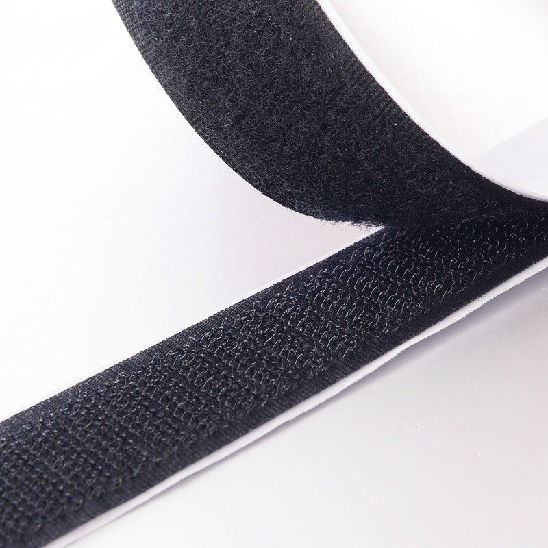 5 meters sealing strip Magic Tape  Nylon Sticker Disks Tape Sewing Adhesive Self Adhesive Hook Loop Fastener tape