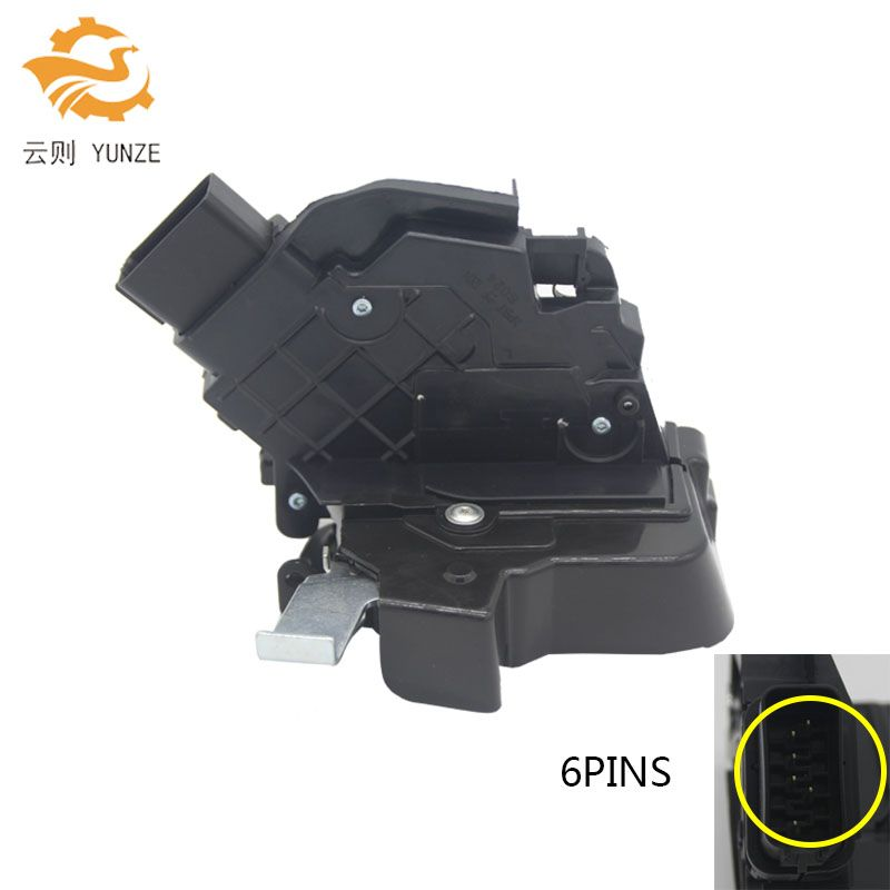 4M5A-A26413-BD 4M5AA26413BD REAR LEFT SIDE CENTRAL DOOR LOCK ACTUATOR FOR FORD FOCUS 1.8 MK2 C-MAX II