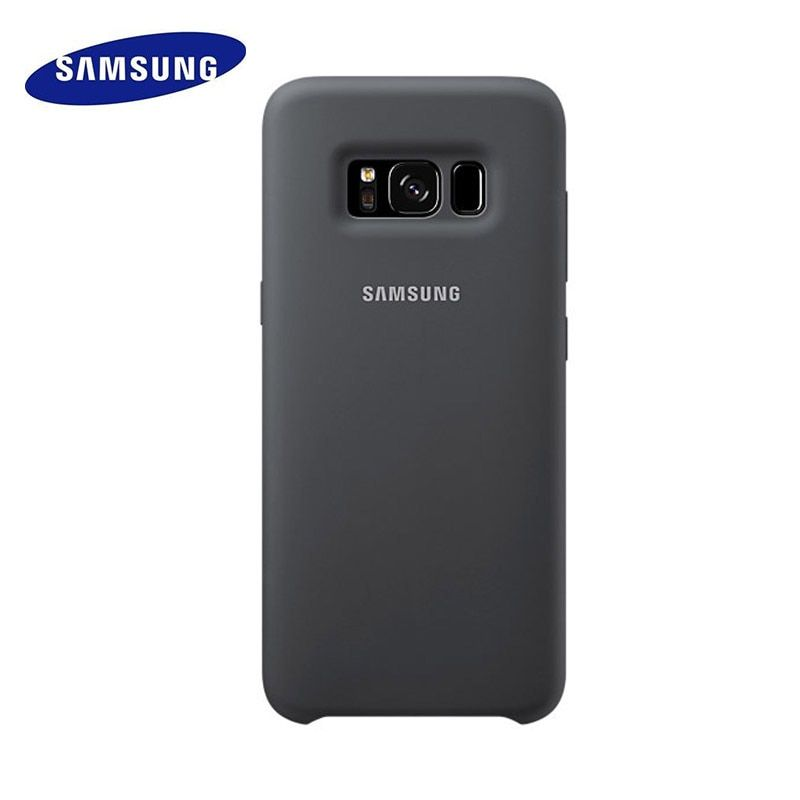 Samsung Galaxy S8 S8 Plus Note 8 Cover Case Silicone Original 360 Protection Luxury Soft Silicon Cute Shockproof S 8 Back Cover