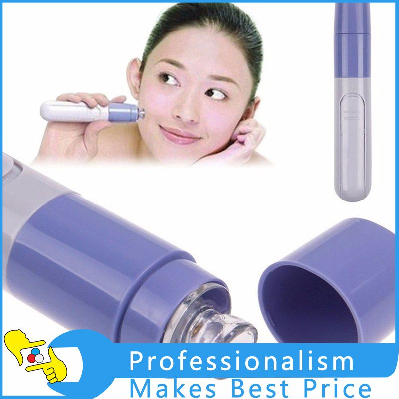Portable Electronic Facial Pore Cleaner Blackhead Zit Acne Remover Hot Sale