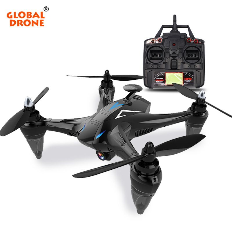 Global Drone GW198 Professional FPV Brushless Quadcopter with 1080P HD Camera Follow Me GPS Drone RC Quadrocopter VS H501S X183