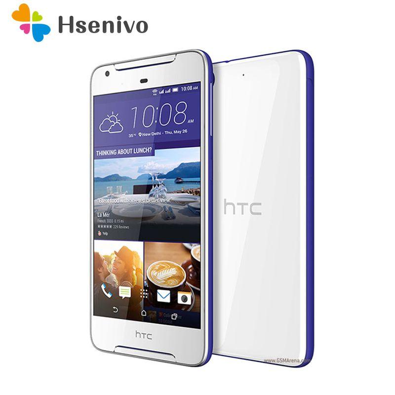 100% Original HTC Desire 628 dual 3GB RAM 32GB ROM LTE Telefon Octa Core Dual Sim Android OS dual SIM 13MP 5,0