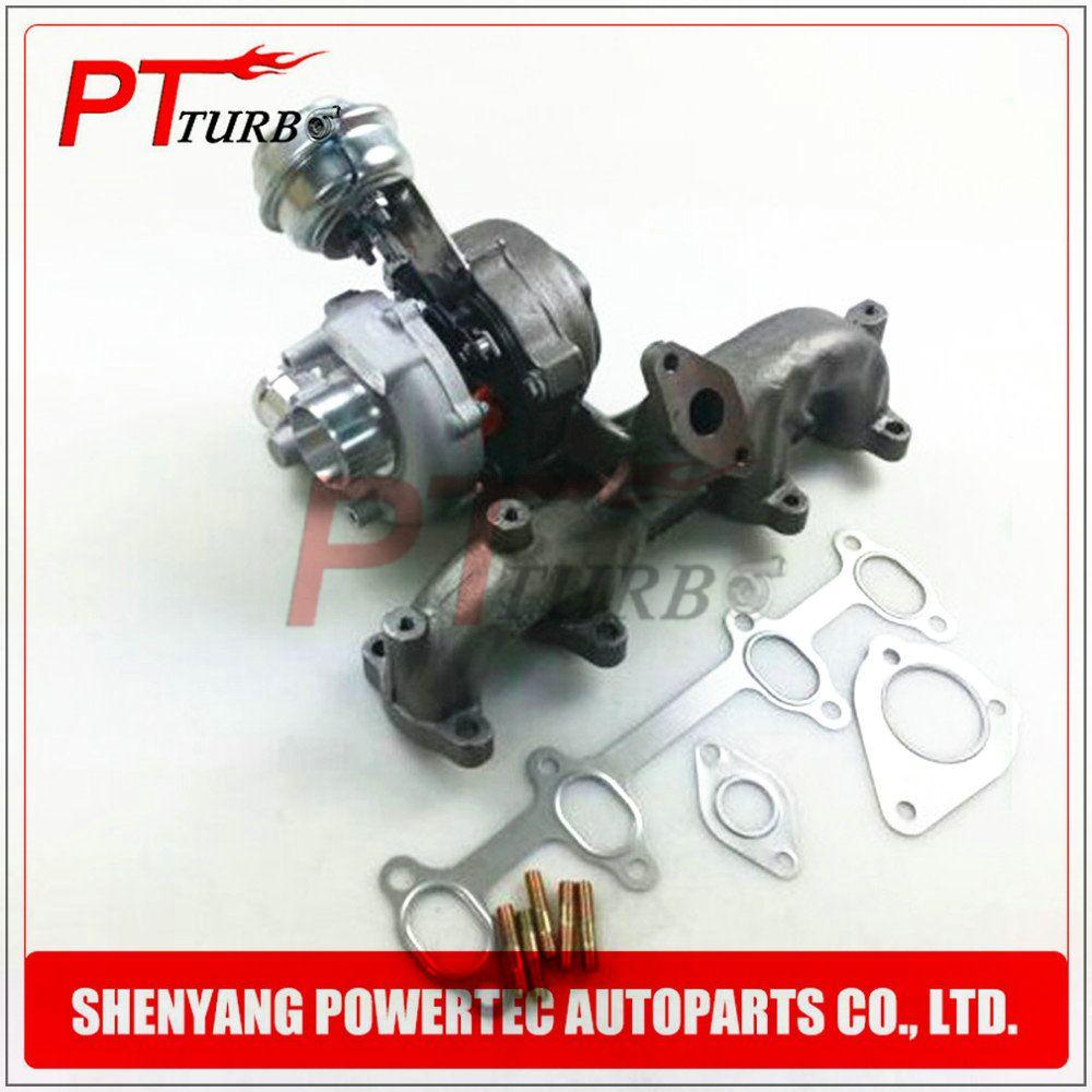 Complete turbo turbocharger turbocompresseur Garrett GT1749V 713672-5002S / 454232-0001 for Seat Leon Toledo II 1.9 TDI