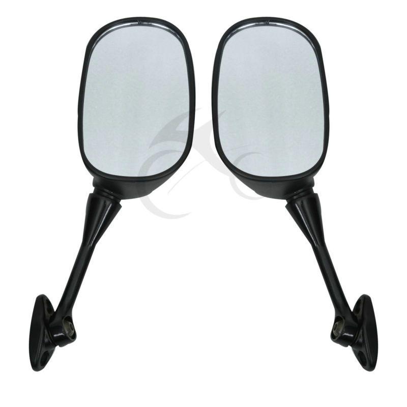 Pair Rear Black View Mirror For HONDA CBR 600 RR 2003-2014 09 10 11 CBR1000RR 2004-2007 Motorcycle Accessories