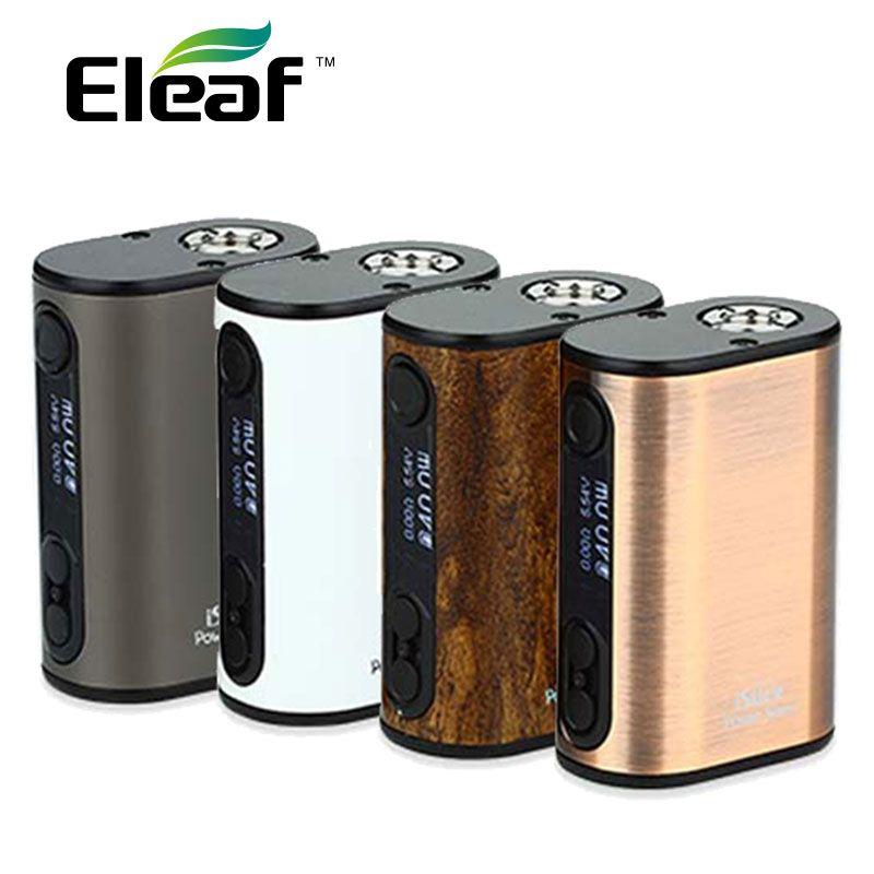 Original Eleaf iStick Power Nano Battery Mod Electronic Cigarette 1100mAh Battery 40W Box Mod Vaping Vs Istick ipower