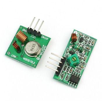 433 Mhz RF Sans Fil module émetteur et récepteur kit Pour Arduino Raspberry Pi